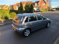 *Vauxhall Corsa* 2004 Plate Automatic
