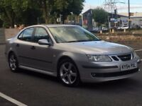 SAAB 9-3 LT VECTOR 2005 (54)*LOW MILES*FULL SERVICE HISTORY*LEATHER INTERIOR*PX WELCOME*DELIVERY*