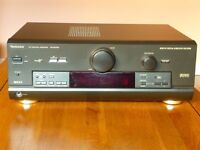 Technics SA-DX 750 Dolby Digital 5.1 Home Cinema Surround Receiver