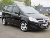 2009 ZAFIRA ONLY 49,000 MILES ++VERY CLEAN CAR++