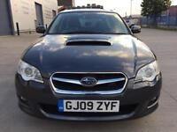 SUBARU LEGACY 2009, 2.0 REN SPORTS TOURER, NAVIGATION, DVD PLAYER, FULL HISTORY, ONE PREVIOUS OWNER