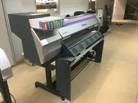 Full Print Shop Equipment - Printer, Plotter & Laminator + More!!!