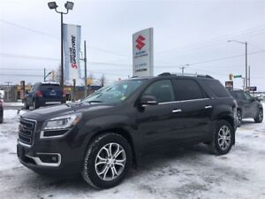 2015 GMC Acadia SLT AWD ~7 Passenger ~Heated Leather ~Backup Cam
