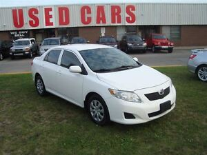 2010 Toyota Corolla CE ~ POWER OPTIONS ~ CERTIFIED ~