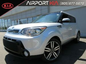 2014 Kia Soul Fully Loaded SX Luxury with Remote starter
