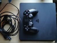 PS4 Slimline 500GB brand new condition