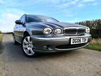 Jaguar, X-TYPE, Estate, 2006, Other, 2495 (cc), 5 doors