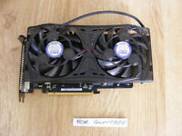 Asus (nVidia) GTX460 192-bit, 768MB GDDR5 with upgraded cooling