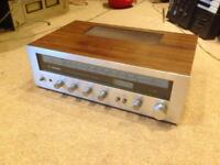 Technics SA-5070 Vintage Hifi Receiver Amplifier With Phono Input