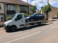 Car Vehicle Recovery Breakdown Collection and Delivery Bristol Southwest & UK