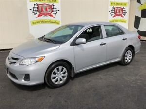 2011 Toyota Corolla CE, Automatic, Only 88, 000km