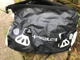 Held bag