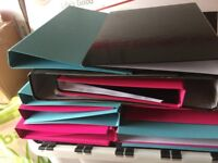 Ringbinder A4 variety colors