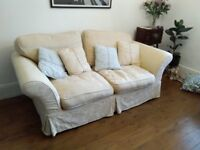 Sofa-bed. Double Sofa-bed with changeable covers