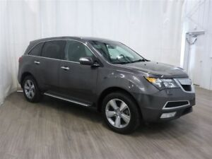 2011 Acura MDX Tech Package DVD Bluetooth Leather