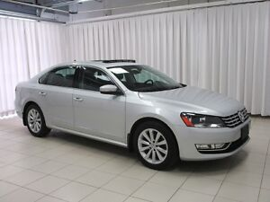 2013 Volkswagen Passat AT LAST, THE PERFECT CAR FOR YOU!! TDI DI