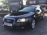 Audi A6 2.0TDI S-Line estate drives perfect 2006