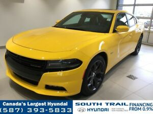 2017 Dodge Charger R/T V8 HEMI - NAV, LEATHER, BEATS AUDIO