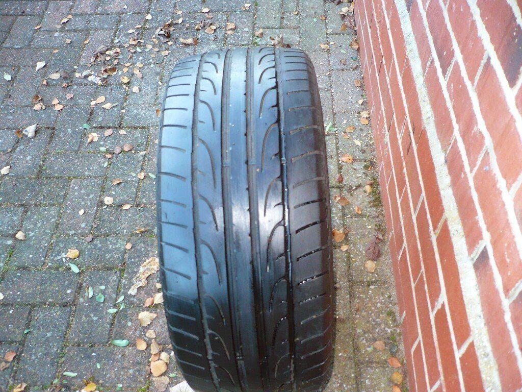 dunlop sp sportmax xxx 235x40zr18 tyre