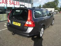 AUTOMATIC !! 2010 10 VOLVO V70 2.4 D SE 5D 175 BHP **** GUARANTEED FINANCE **** PART EX WELCOME