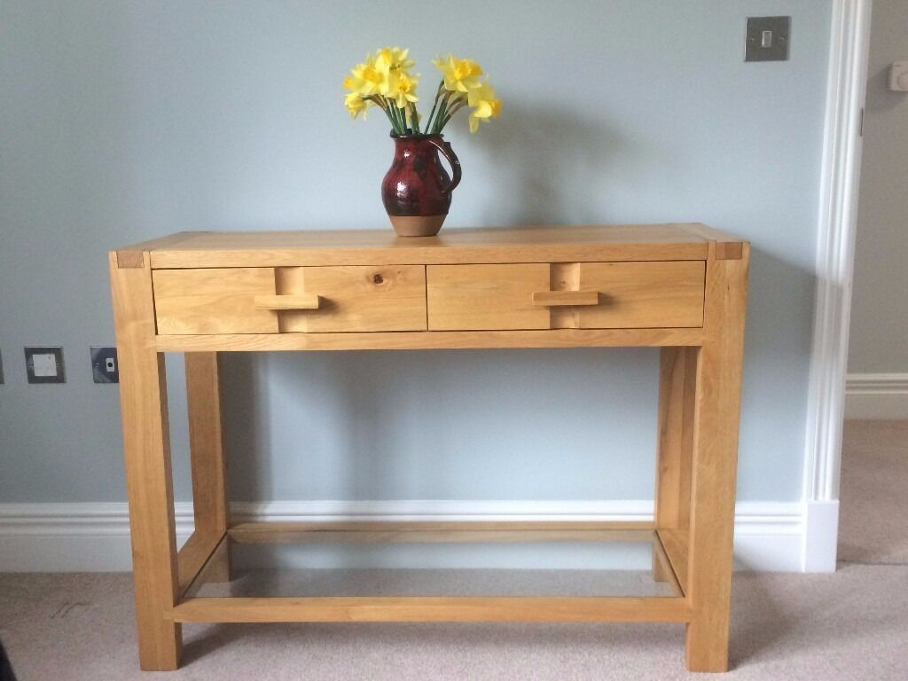 Oak console table john lewis monterey range in claygate oak console table john lewis monterey range geotapseo Image collections