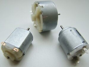 Miniature Small Electric Motor Brushed 1 5v 12v Dc For