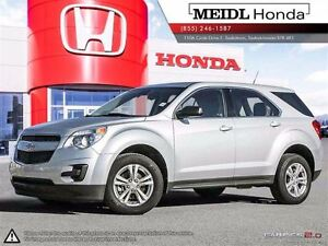 2012 Chevrolet Equinox LS AWD $184 Bi-Weekly PST Paid