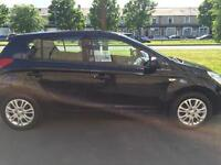 2011 Hyundai I20 1.2 Comfort Model £30 Road Tax 1 Owner Mot'd In Black With Very Clean Interior PX