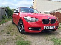 BMW 1 SERIES 116i (130BHP) Sport 5dr - Full Service History + Upgrades