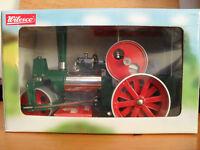 Wilesco model steam traction engine. (still boxed).