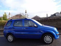 (2006) SUZUKI Ignis 1.5 VVT-S (Very RARE Auto Gearbox) 5 DR BLUE- One Lady Owner- 48,000 Miles- FSH