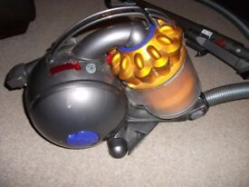 Dyson DC38 Vacuum Cleaner (Small Powerful Ball)