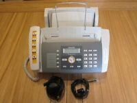 Philips Telephone/Plain paper Fax/Answer-phone/copier