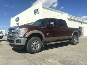 2012 Ford F-350 Lariat Full Maintenance To 150,000 Or April 2018