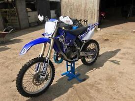 Yamaha YZ 125cc Two Stroke Scrambler