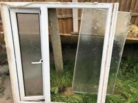 Double glazed unit window