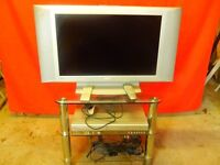 "PHILIPS 26"" LCD TV WITH POWER CABLE GOOD CONDITION - USED"