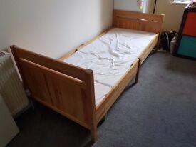 Kids Extendabe Bed