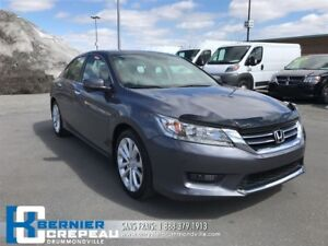 2015 Honda Accord Touring **TOIT OUVRANT + CAMERA + WOW**
