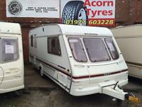 5 BERTH SWIFT CHALLENGER WITH END BEDROOM WE CAN DELIVER PLZ VIEW