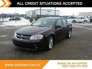2014 Dodge Avenger SXT NO ACCIDENTS, FWD, MULTILEVEL HEATED S...