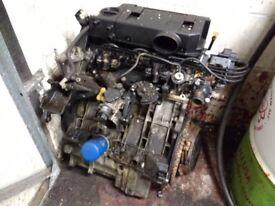 Free Engine! Peugeot 1.6 XU5JP