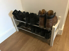 Ikea Shoe Rack