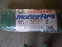 Monarflex tarpaulin 5m x 4m.