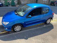 Peugeot, 206, Hatchback, 2008, Manual, 1360 (cc), 3 doors