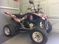 Quadzilla 320 cvt auto road legal quad