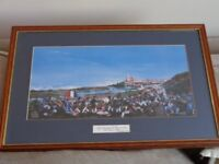 Limited Edition Framed Print of The Battle of Salamanca 27th July 1812 by Raymond Hunt