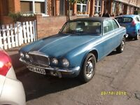 WANTED JAGUAR DAIMLER MERCEDES SALOON OR COUPE FROM THE 70s through to mid 2000s