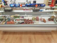 MEAT COUNTER IN VERY GOOD CONDITION!!!