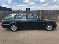 2001 'X' BMW 530i SE TOURING AUTO - FULLY DOCUMENTED & EXTENSIVE SERVICE HISTORY